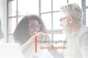 learn together grow together